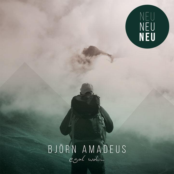 bjoern amadeus egal wohin cd cover small - Björn Amadeus - Singer & Songwriter